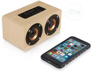 Beautifully Designed Wooden Amazon Bluetooth Player. | Audio & Music Equipment for sale in Lagos State, Victoria Island