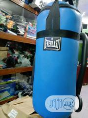 Punching Bag Available In Different Colours Blue, Black, Red | Sports Equipment for sale in Lagos State, Lagos Mainland