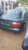 Nissan Primera 2000 Green   Cars for sale in Lagos Mainland, Lagos State, Nigeria