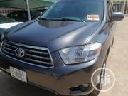 Toyota Highlander 2009 Limited Gray | Cars for sale in Abuja (FCT) State, Central Business District