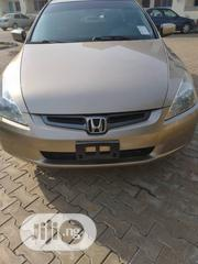 Honda Accord 2005 Sedan LX Automatic Gold | Cars for sale in Abuja (FCT) State, Kuje