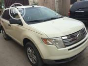 Ford Edge 2008 SE 4dr AWD (3.5L 6cyl 6A) White | Cars for sale in Lagos State, Lekki Phase 2