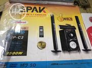 Jiepak C2 Home Threaters BT | Audio & Music Equipment for sale in Lagos State, Ikeja