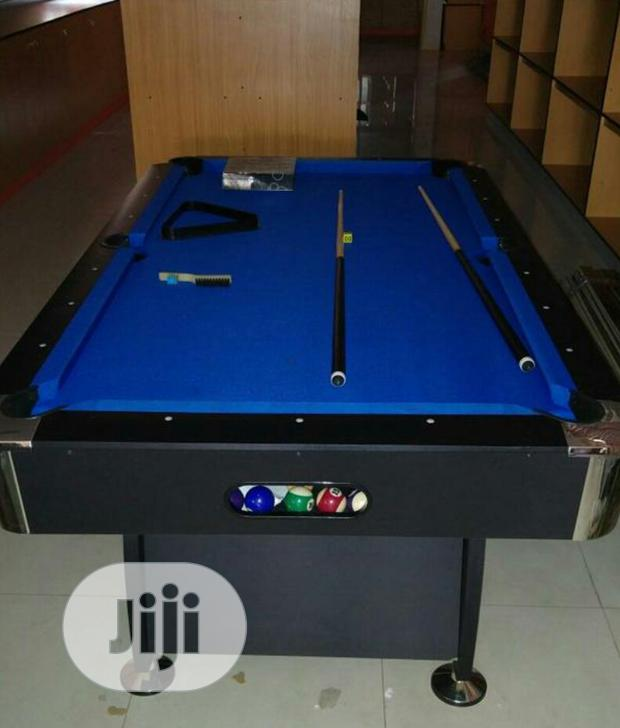 Brand New Imported Snooker Board