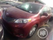 Toyota Sienna 2012 XLE 7 Passenger Red | Cars for sale in Lagos State, Lagos Mainland