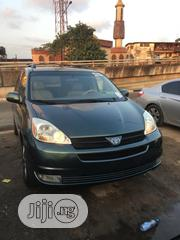Toyota Sienna 2005 XLE AWD Green | Cars for sale in Lagos State, Surulere