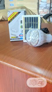 5w Solar One Buld With Panel | Solar Energy for sale in Lagos State, Ikoyi