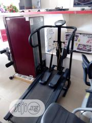 Original American Fitness Manual Treadmill With Stepper and Twister | Sports Equipment for sale in Rivers State, Port-Harcourt
