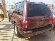 Nissan Pathfinder Automatic 2001 Red | Cars for sale in Lagos State, Ikotun/Igando