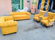 Complete 7 Seaters, Standard Sofa Chair. | Furniture for sale in Lagos State, Lekki Phase 1