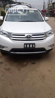Toyota Highlander 2011 Limited White | Cars for sale in Rivers State, Port-Harcourt