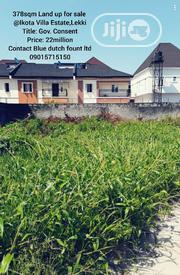 378sqm Land Up for Urgent Sale | Land & Plots For Sale for sale in Lagos State, Lekki Phase 2