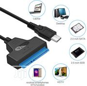 SATA To USB Type-c Cable USB-C To SATA | Computer Accessories  for sale in Lagos State, Ikeja