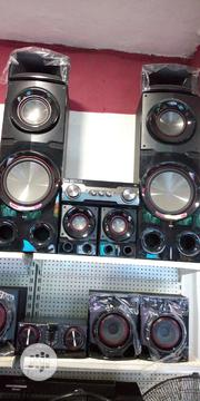 New Brand LG Home Theater With USB Blue Tooth Aux And 2 Years Warranty | Audio & Music Equipment for sale in Lagos State, Ojo