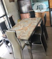 Marble Dining Table | Furniture for sale in Lagos State, Lekki Phase 2