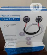 Wearable Sports Fan - Hang On The Neck | Sports Equipment for sale in Cross River State, Calabar-Municipal