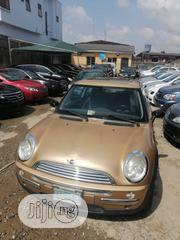 Mini Cooper 2003 Gold   Cars for sale in Lagos State, Lagos Mainland