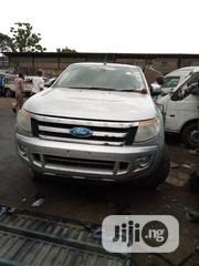 Ford Ranger 2012 Silver | Cars for sale in Lagos State, Isolo