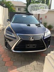 Lexus RX 350 AWD 2016 Blue | Cars for sale in Lagos State, Lekki Phase 1