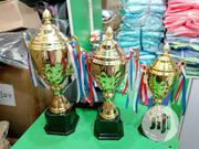 3 Set Of Trophy 🏆 🏆 | Arts & Crafts for sale in Lagos State, Surulere