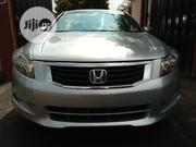 Honda Accord 2008 Silver | Cars for sale in Lagos State, Lagos Mainland