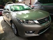 Honda Accord 2014 Gold | Cars for sale in Lagos State, Lagos Mainland