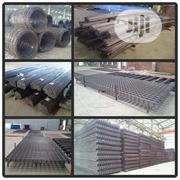 Quality Pipes Sq And Round And Also Walkways Graten Net | Building Materials for sale in Abuja (FCT) State, Dei-Dei