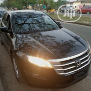 Honda Accord CrossTour 2010 Black | Cars for sale in Lagos State, Amuwo-Odofin