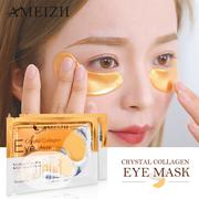 10 Pcs Crystal Collagen Eye Anti Wrinkles Aging Patch/Mask. | Skin Care for sale in Lagos State, Mushin