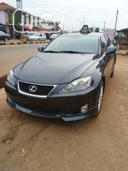 Lexus IS 2007 250 Black   Cars for sale in Imo State, Owerri North