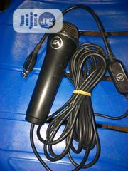 EA Universal Microphone For Video Gaming (Black) | Audio & Music Equipment for sale in Lagos State, Lagos Mainland