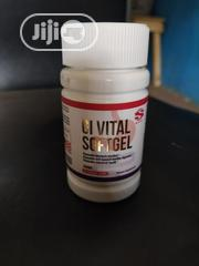 Gi Vital Softgel Natural Cure to Stomach Ulcer Without Any Side Effect | Vitamins & Supplements for sale in Lagos State, Surulere