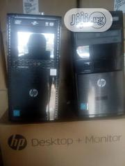 New Desktop Computer HP 280 G3 4GB Intel HDD 500GB | Laptops & Computers for sale in Lagos State, Ikeja
