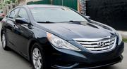 Hyundai Sonata 2014 Blue | Cars for sale in Lagos State, Maryland
