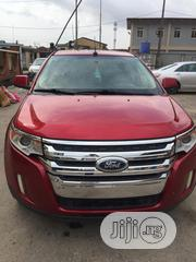 Ford Edge 2011 Red | Cars for sale in Lagos State, Surulere