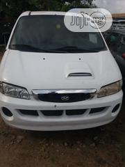 Foreign Used Hyundai Space Bus 2001 White | Buses & Microbuses for sale in Lagos State, Ifako-Ijaiye