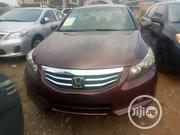 Honda Accord 2009 2.0 i-VTEC Red | Cars for sale in Lagos State, Isolo
