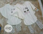 Kitty Top And Jeggins | Children's Clothing for sale in Abuja (FCT) State, Gaduwa