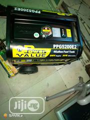 Powervalue PPG5200E2 Petrol Generator | Electrical Equipments for sale in Lagos State, Ojo