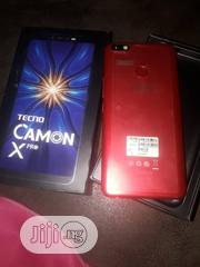 Tecno Camon X Pro 64 GB Red | Mobile Phones for sale in Lagos State, Apapa