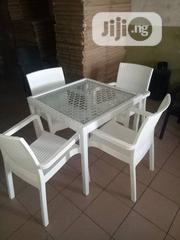 Restaurant Rattan Chairs And Table | Furniture for sale in Lagos State, Ojo