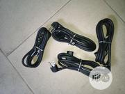 Tokunbo Desktop Power Cables Available In Large Quantites | Computer Accessories  for sale in Lagos State, Ojo