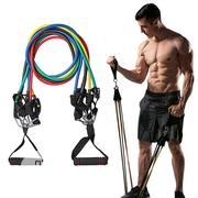 Resistance Rope Resistance Band Tube 5 In 1 | Sports Equipment for sale in Lagos State, Victoria Island
