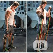 Resistance Ropes Resistance Band Tubes 5 In 1 | Sports Equipment for sale in Lagos State, Lekki Phase 2