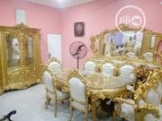 Dinning Table With Bufect | Furniture for sale in Abuja (FCT) State, Lugbe District