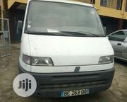 Tokunbo Fiat Ducanto 2000 Model White | Buses & Microbuses for sale in Lagos State, Isolo