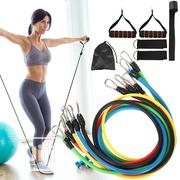 Resistance Rope Resistance Band Loophole Tube 5 In 1 | Sports Equipment for sale in Abuja (FCT) State, Maitama
