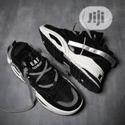 Mens Fashion Sneakers Sports Running Shoes Black | Shoes for sale in Ogun State, Ado-Odo/Ota