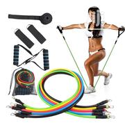 Resistance Rope Resistance Band Loopholes Tube 5 In 1 | Sports Equipment for sale in Akwa Ibom State, Uyo