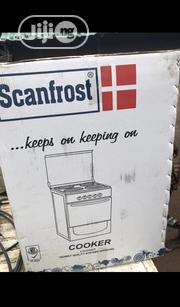 4 Burner Scanfrost Cooker For Sale | Kitchen Appliances for sale in Abuja (FCT) State, Gwarinpa